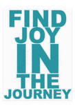 Find Joy Poster by Taylor Greene