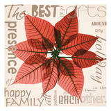 Poinsettia Posters by Albert Koetsier