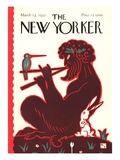 The New Yorker Cover - March 14, 1925 Regular Giclee Print by Rea Irvin