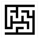 Labyrinthe Art par Taylor Greene