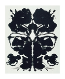 Rorschach Stampa giclée di Andy Warhol