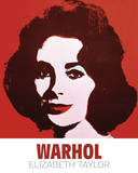 Liz, 1963 (Red) Julisteet tekijänä Andy Warhol