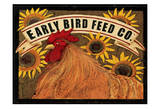 Early Bird Posters by Carole Stevens
