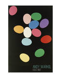 Eggs, 1982 (Multi) Print by Andy Warhol