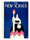 The New Yorker Cover - December 19, 1925 Regular Giclee Print by Julian de Miskey