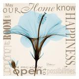 Hibiscus Home Plakater av Albert Koetsier