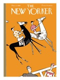 The New Yorker Cover - May 22, 1926 Regular Giclee Print by Julian de Miskey