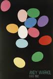 Eggs, 1982 (Multi) Plakater af Andy Warhol