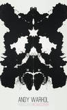 Rorschach, 1984 Poster por Andy Warhol