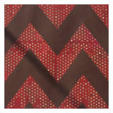 Chevron Dots 1 Prints by Margaret Reule