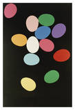 Eggs, 1982 (Multi) Giclée-tryk af Andy Warhol