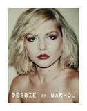 Debbie Harry, 1980 (Polaroid) Print by Andy Warhol