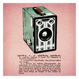 Retro Camera Prints by Tina Carlson