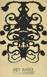 Rorschach, 1984 Poster by Andy Warhol
