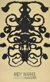 Rorschach, 1984 Pôsters por Andy Warhol