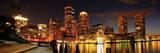 Boston Skyline I Prints