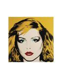 Debbie Harry, 1980 Kunst von Andy Warhol