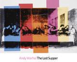 Detail of the Last Supper, 1986 ポスター : アンディ・ウォーホル