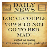 Daily News - Always Kiss Lminas por Taylor Greene