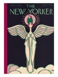 The New Yorker Cover - April 11, 1925 Giclee Print by Rea Irvin