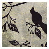 Birds & Leaves B&G 2 Posters by Kristin Emery