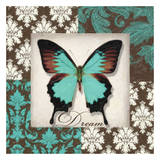 Dream Butterfly Posters by Taylor Greene