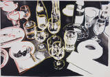 After the Party, 1979 Kunstdrucke von Andy Warhol