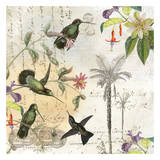 Bird Watching 5 Prints by Tammy Repp