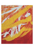 Abstract Painting, c. 1982 (Yellow, Red, White) Affiches par Andy Warhol