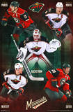 Minnesota Wild Group Prints
