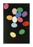 Andy Warhol - Eggs, 1982 (Multi) - Giclee Baskı