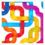 Geometric Line IV Prints by Taylor Greene
