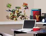 Teenage Mutant Ninja Turtles Peel &amp; Stick Wall Decals Wall Decal