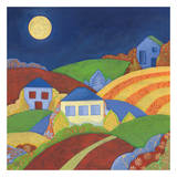 Hidden Houses 1 Art by Margaret Reule