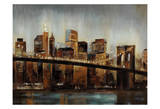 Brooklyn Bridge Prints by  SunFlax