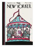 The New Yorker Cover - September 12, 1925 Giclee Print by Rea Irvin