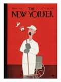 The New Yorker Cover - May 9, 1925 Giclee Print by Rea Irvin