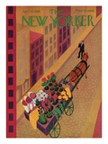 The New Yorker Cover - April 24, 1926 Giclee Print by Ilonka Karasz