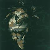 Andy Warhol - Self-Portrait, 1986 (Brown Camo) Obrazy