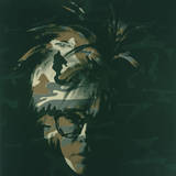 Self-Portrait, 1986 (Brown Camo) Prints by Andy Warhol