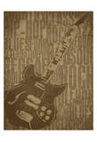 Guitars Posters by Jr., Enrique Rodriguez