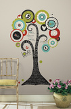 Tree of Hope Peel & Stick Giant Wall Decal Kalkomania ścienna