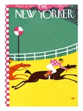 The New Yorker Cover - August 22, 1925 Regular Giclee Print by A.E. Wilson