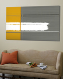 Grey and Yellow Prints by  NaxArt