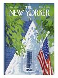 The New Yorker Cover - July 2, 1966 Regular Giclee Print von Arthur Getz