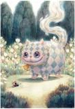 Filurkattens overraskelse, Cheshire Surprise Billeder af Kei Acedera