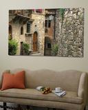 Tuscan Stone Houses Posters av William Manning