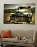 Chevy Truck Posters van Stephen Arens