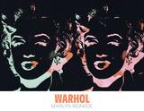 Marilyn Giclée-tryk af Andy Warhol