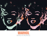 Marilyn Giclee Print by Andy Warhol